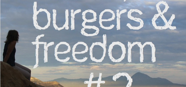 Music, Burgers & Freedom #2 – New York, New York