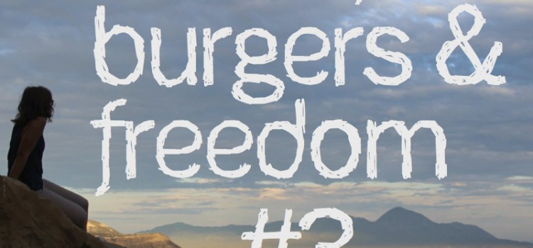 Music, Burgers & Freedom #3 – New York, New York (bis!)