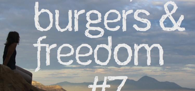 Music, Burgers & Freedom #7 – St Louis