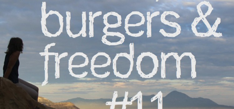 Music, Burgers & Freedom #11 – Les grands parcs