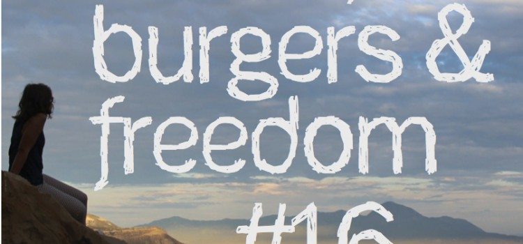 Music, Burgers & Freedom #16 – Burning Man²