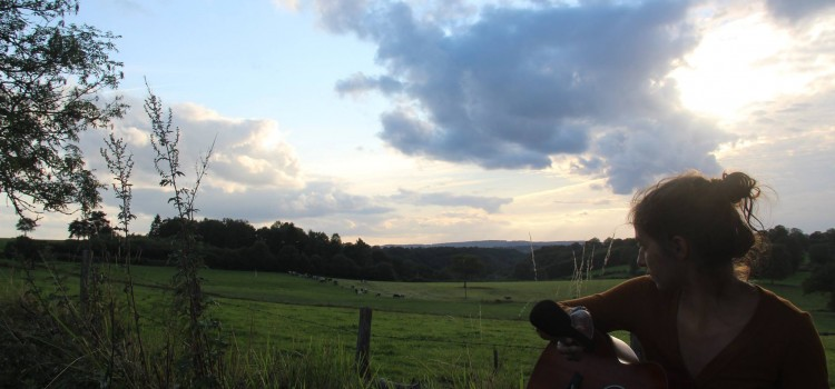 Diario do verão #2: La demeure d'un ciel