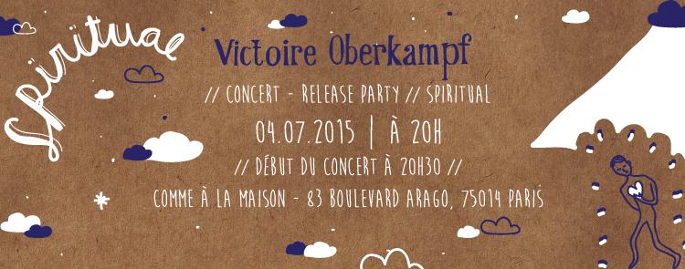 Concerts à Paris et Marseille